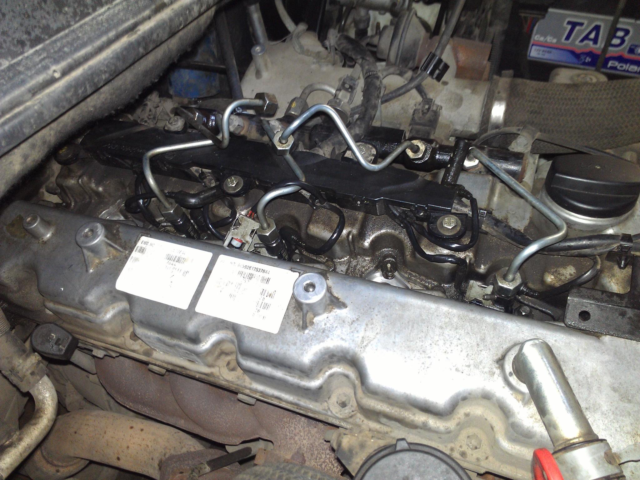 Топливная система дизельного двигателя: как она работает