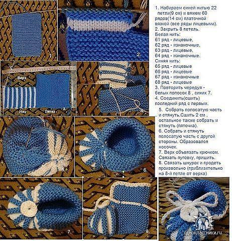 Рубрики: Вязание