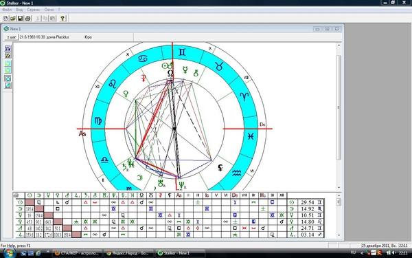 астрологическая программа сталкер 7 скачать бесплатно - фото 6