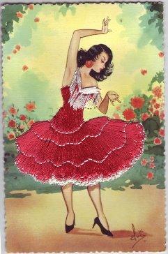 Поздравления танцовщице 48