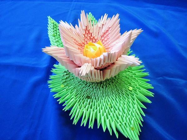 Метки: модульный оригами