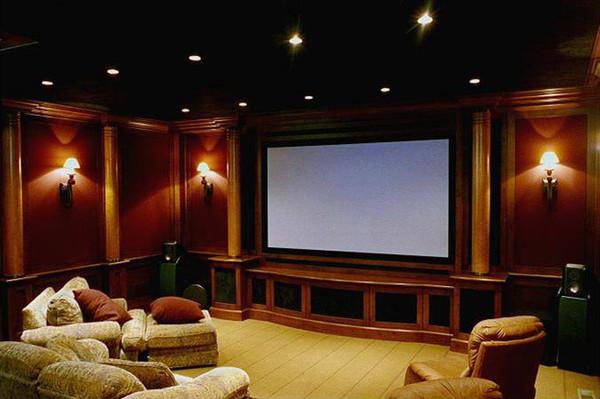 Как сделать домашнего кинотеатра