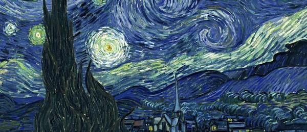 Ночное небо картины