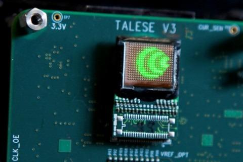 3 D чип