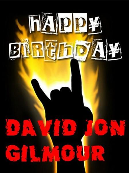 Поздравления с днем рождения рокеров