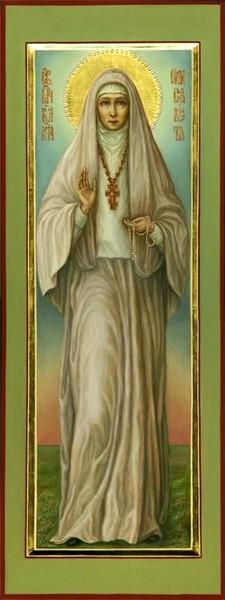 икона елизаветы: