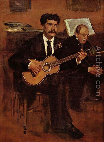 Испанская гитара в живописи - ЖИВОПИСЬ: ВЧЕРА,СЕГОДНЯ,ЗАВТРА ...