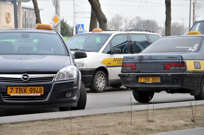 Последний закон об такси в белоруссии