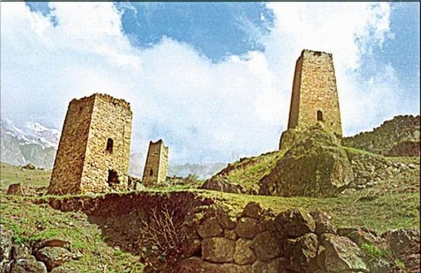 Башни Дигории