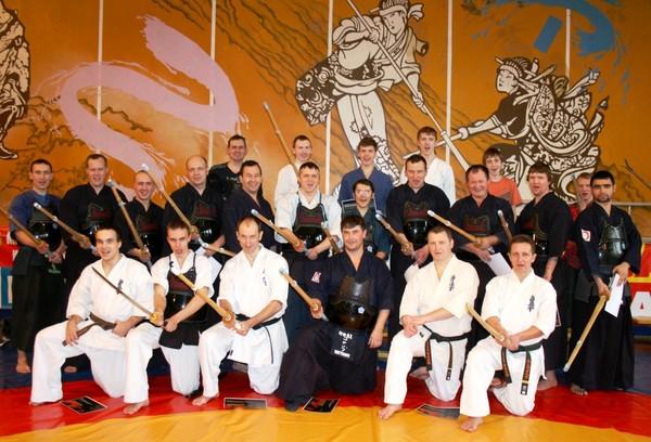 Чемпионаты Челябинска по Кендо (фехтование на мечах) I-343