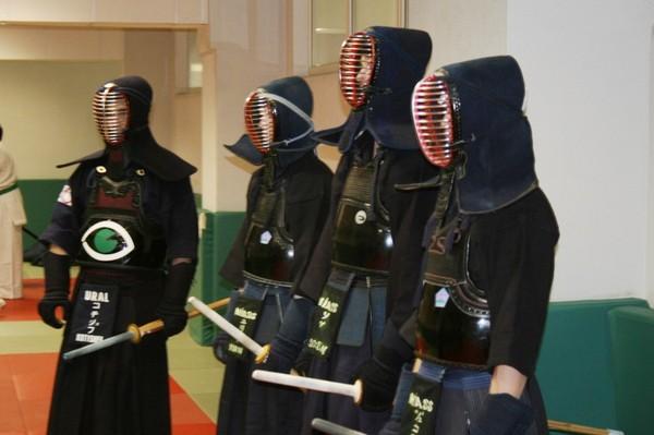 Чемпионаты Челябинска по Кендо (фехтование на мечах) I-737