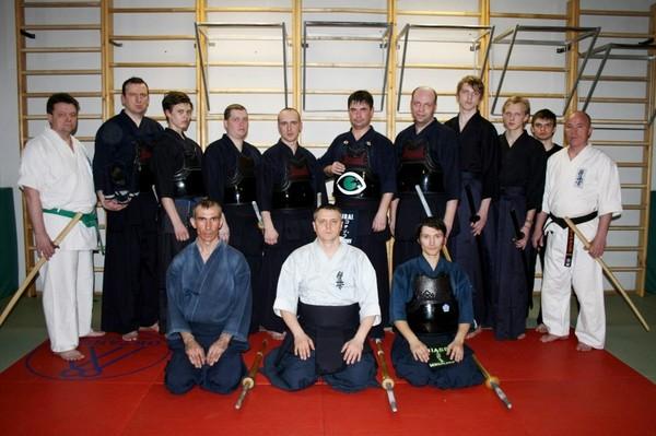 Чемпионаты Челябинска по Кендо (фехтование на мечах) I-750