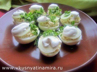 Яйца по-латышски
