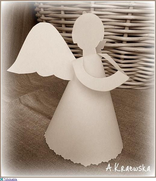 Поделки своими руками ангела