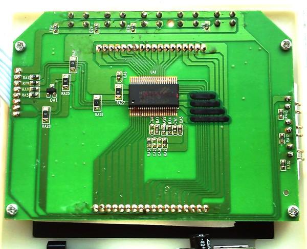 микросхема конторы HOLTEK