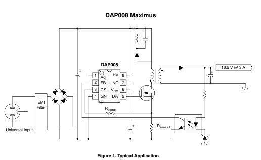 почему-то DAP008 c 8-мью