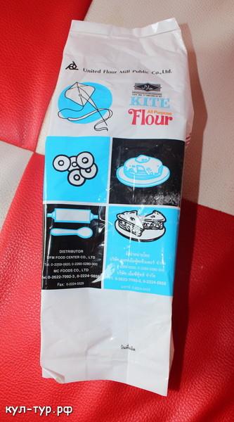 мука в тайланде - flour