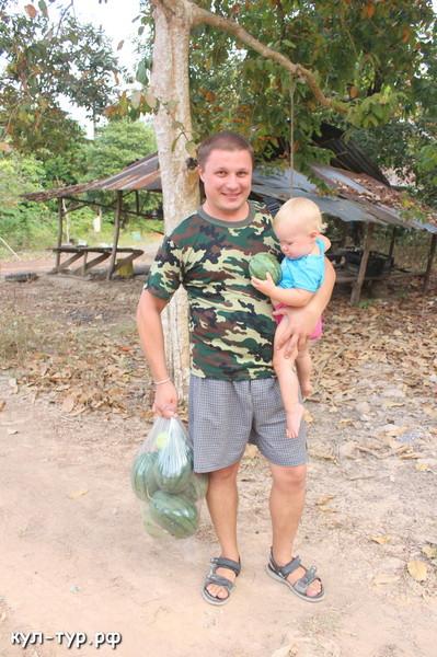 арбузы для ребёнка фрукты тайланда