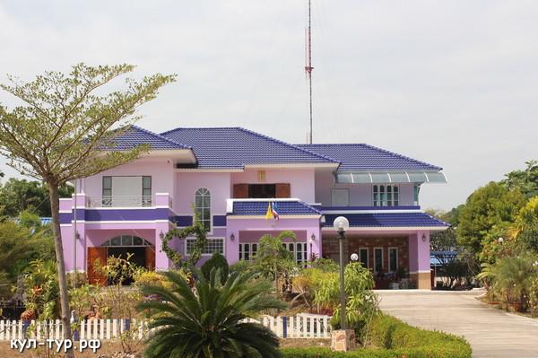 элитное жильё дома в тайланде