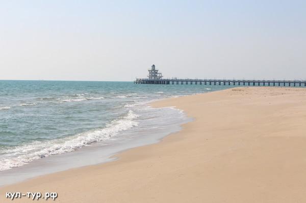 пляж районга
