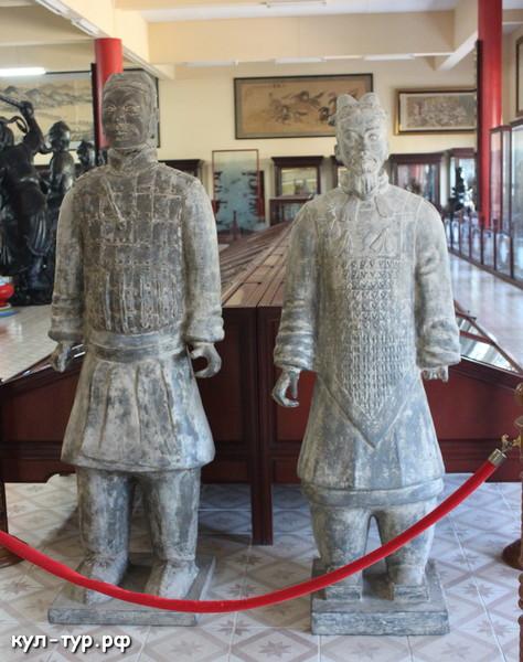 каменные войны из китая
