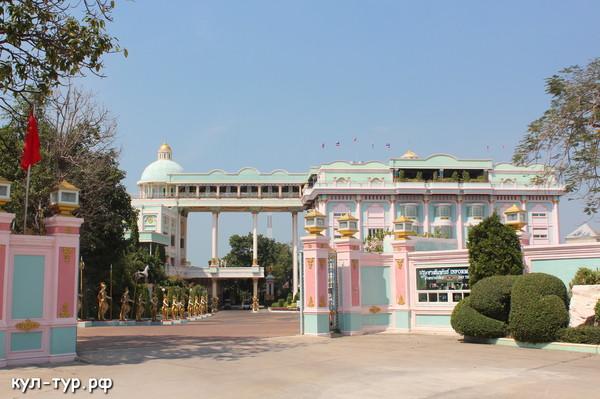 дворец в паттайе