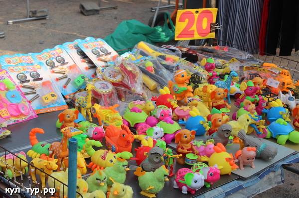покупки на рынке тайланд