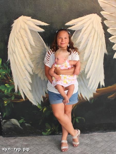 фотографии с крыльями ангела