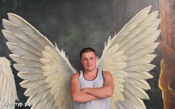Рома ангел