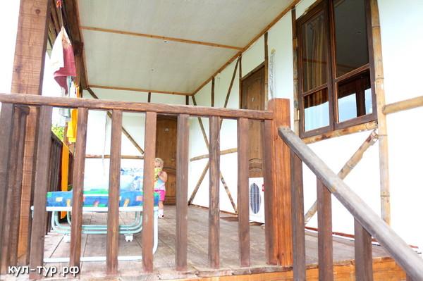 гостиница в абхазии