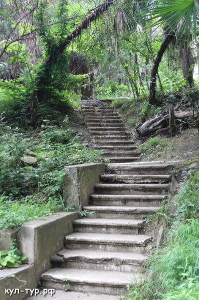 лестница древняя