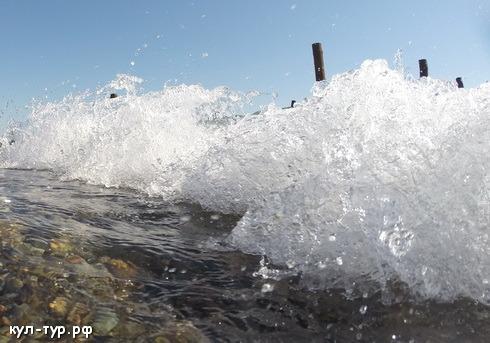 фотографии моря на Go Pro 3+