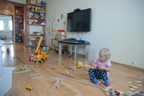зал детская комната