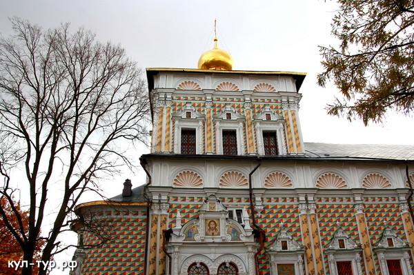 Трапезная церковь