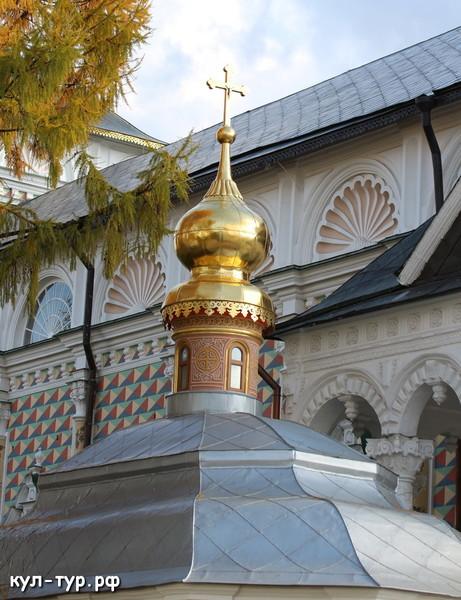 Михеева церковь 1734