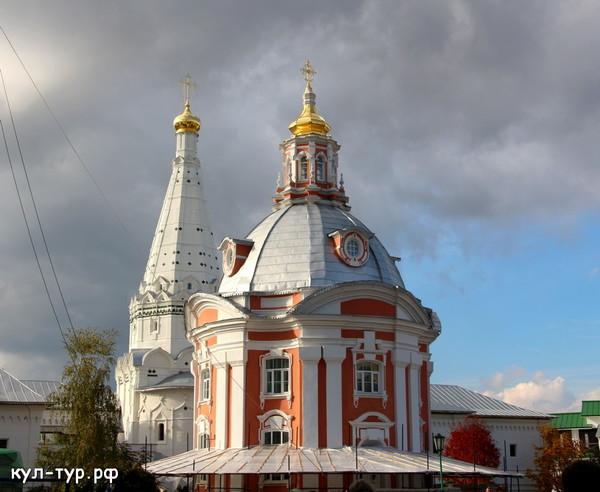церковь Смоленской божей матери