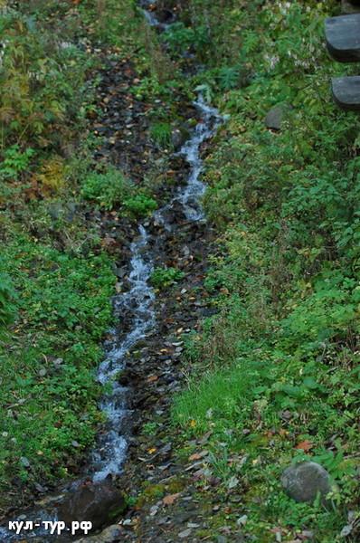 водопад подмосковье