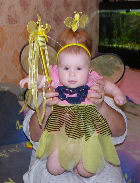 дочка пчёлка детские костюмы