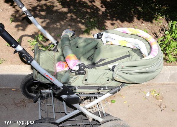 прогулочная сидячая детская коляска положение лёжа обзор