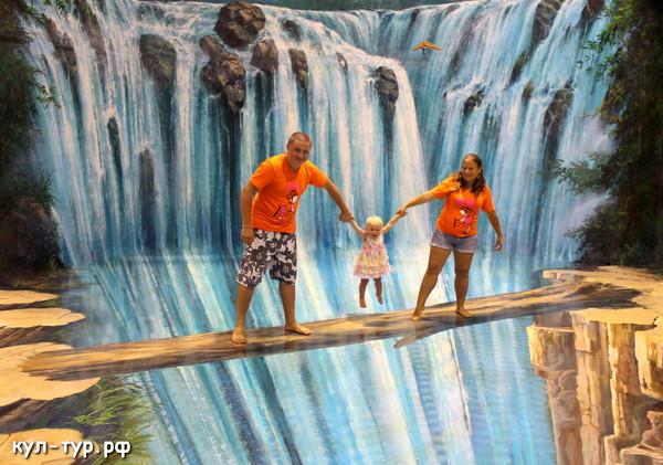 ниогарский водопад