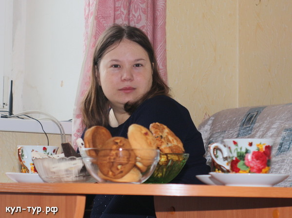 хомячка с пирожками