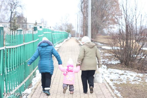 идём в гости к деду