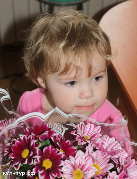 любимка дочка