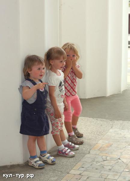 дети торнадо
