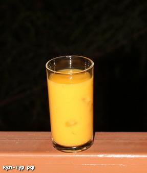 Шейк из манго