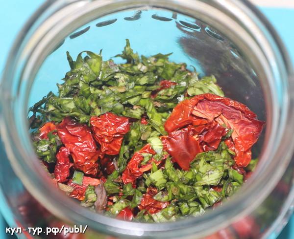 домашний рецепт вяленых помидов