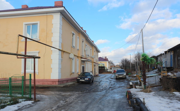 квартира в посёлке