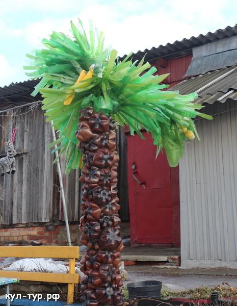 ручная работа пальма