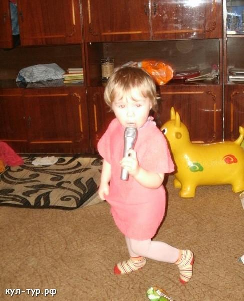 как поёт наш ребёнок