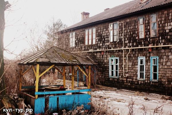 старый дом вСухиничах